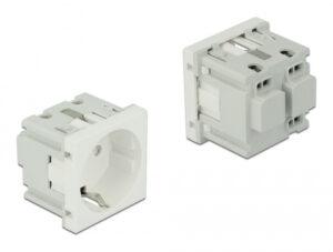 DELOCK module πρίζας ρεύματος Easy 45 81320
