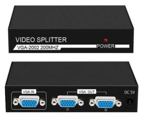 POWERTECH VGA splitter CAB-G031