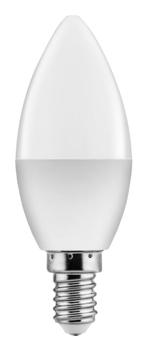 POWERTECH LED Λάμπα Candle E14-004 5W