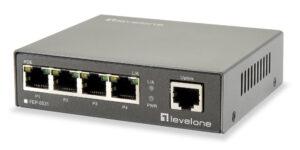 LEVELONE Ethernet PoE switch FEP-0531