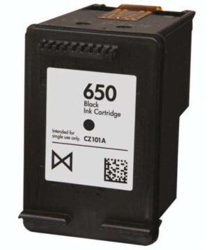 Συμβατό Inkjet για HP 650BK