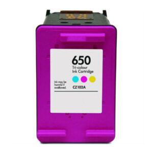 Συμβατό Inkjet για HP 650CL