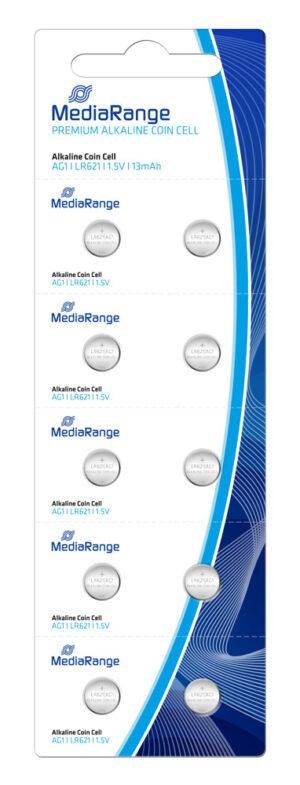 MEDIARANGE Premium Αλκαλική μπαταρία AG1 LR621