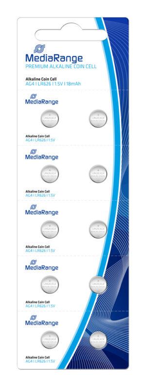 MEDIARANGE Premium Αλκαλική μπαταρία AG4 LR626