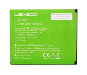 LEAGOO Μπαταρία αντικατάστασης για Smartphone Power P1