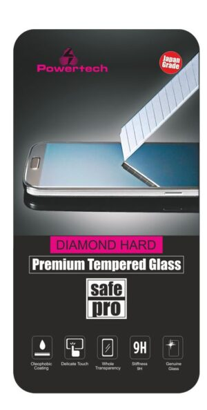 POWERTECH Tempered Glass 9H(0.33MM) - iPhone 6 PLUS