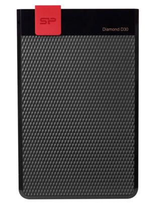 SILICON POWER Εξωτερικός HDD 1TB Diamond D30 D3S