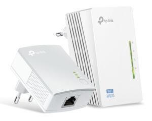 TP-LINK Wi-Fi AV600 Powerline Extender Kit TL-WPA4220