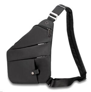 ARCTIC HUNTER τσάντα crossbody XB00041-BK