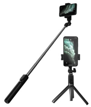 BASEUS bluetooth selfie stick & τρίποδο SUDYZP-F01