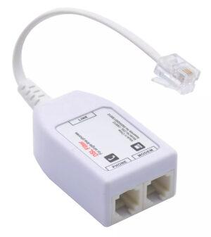 POWERTECH VDSL Splitter με φίλτρο ADSL-06
