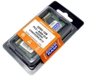 GOODRAM so-dimm μνήμη τύπου DDR2