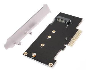POWERTECH Converter M.2 Key M NVMe σε PCIe x4 TOOL-0050