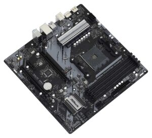 ASROCK μητρική B550M Phantom Gaming 4