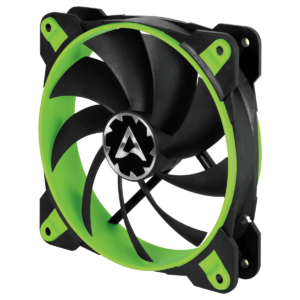 Arctic BioniX F120 Gaming Case Fan with PMW PST (Green) - ACFAN00083A