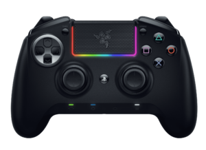 Razer Raiju Ultimate Ed. Ps4 Bluetooth and Wired Gaming Controller (Chroma) - RZ06-02600100-R3G1