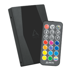 Arctic Addressable RGB Controller - Light Effect controller for ARCTIC A-RGB products - ACFAN00180A