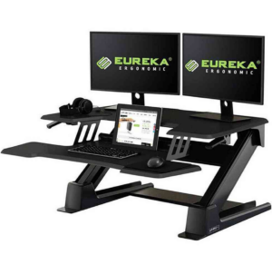 Gaming Table - Eureka Ergonomic® CV-PRO 36 (Black) - EUREKA ERGONOMIC