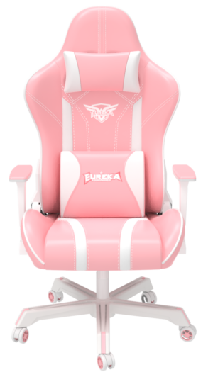 Gaming Chair - Eureka Ergonomic® GC04 (Pink) - EUREKA ERGONOMIC