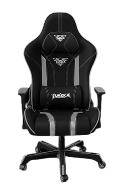 Gaming Chair - Eureka Ergonomic® GC04 (Grey) - EUREKA ERGONOMIC