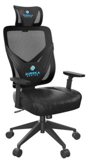 Gaming Chair - Eureka Ergonomic® ONEX GE300-Black - EUREKA ERGONOMIC