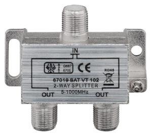 GOOBAY CATV splitter 67019