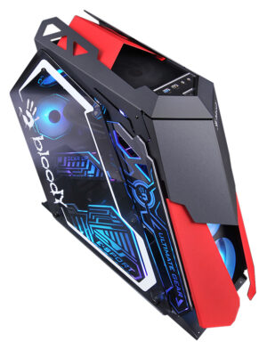 BLOODY PC gaming case mid tower GH-30